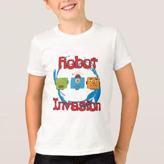 Camiseta Invasão do robô