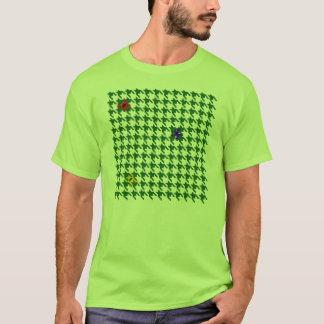 Camiseta Invasores de Houndstooth