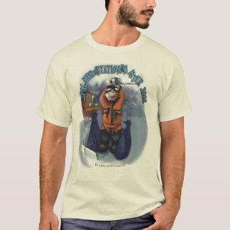 Camiseta Inverno 2008 da estação de Palmer