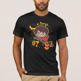 Camiseta Investigador de Harry Potter Quidditch dos