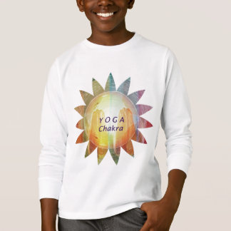 Camiseta Ioga Chakra