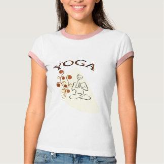 Camiseta Ioga - comemorando o Disipline da ioga
