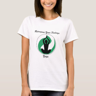 Camiseta Ioga RepurposeFeelings