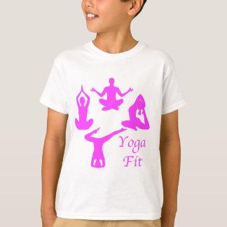 Camiseta Ioga YogaFit