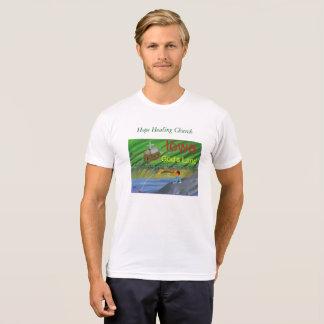 Camiseta Iowa piscicultura o t-shirt cristão da cena