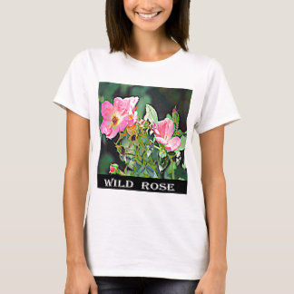 Camiseta Iowa selvagem aumentou