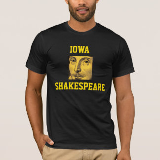 Camiseta Iowa Shakespeare