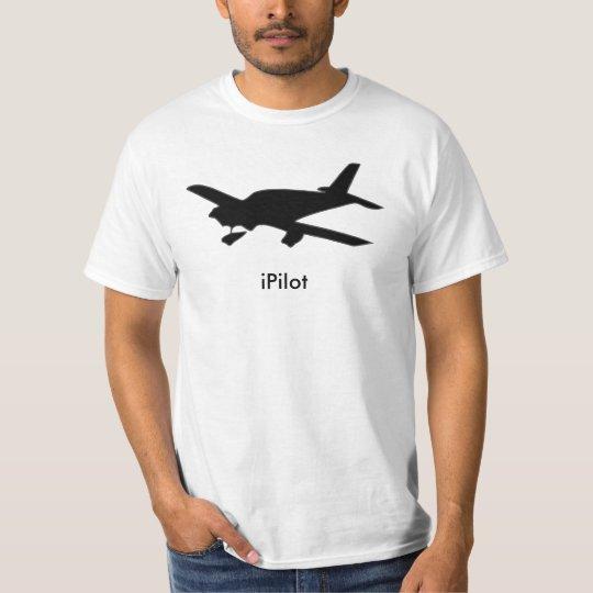 Camiseta iPilot Avião - MaR Style 2010