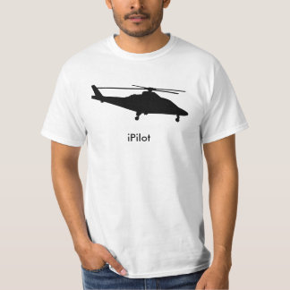 Camiseta iPilot Helicóptero - MaR Style 2010
