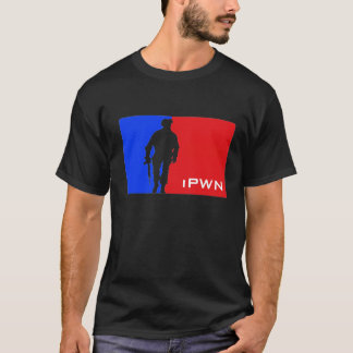 Camiseta iPWN Noobs
