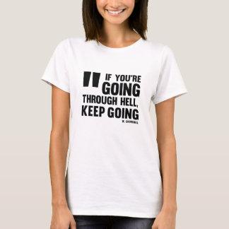 Camiseta Ir Keep! T-shirt * inspirado com loja das citações