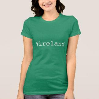 Camiseta #ireland