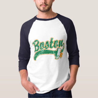 Camiseta Irlandês de Boston
