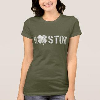 Camiseta Irlandês de Boston (vintage)