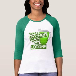 Camiseta Irlandês do dia de St Patrick engraçado