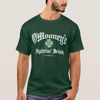 Camiseta Irlandês do fightin de O'Mooney
