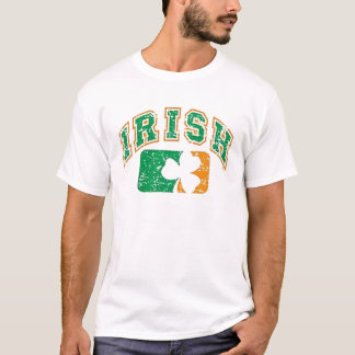 Camiseta irlandês escolar