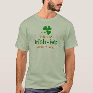 Camiseta Irlandês-ish