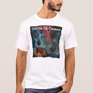 Camiseta Irlandês Tuatha Dé Danaan