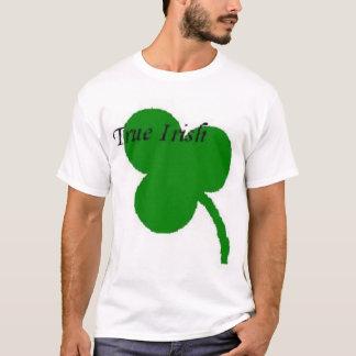 Camiseta Irlandês verdadeiro