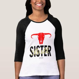 Camiseta Irmã Bull por VIMAGO