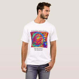 Camiseta Irma Harvey-Faz uma diferença para milhões!