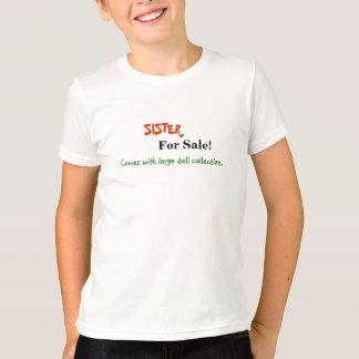 Camiseta IRMÃ, para a venda!