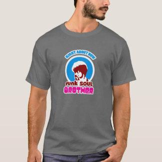 Camiseta irmão da alma do funk
