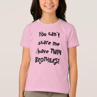 Camiseta Irmãos gémeos!