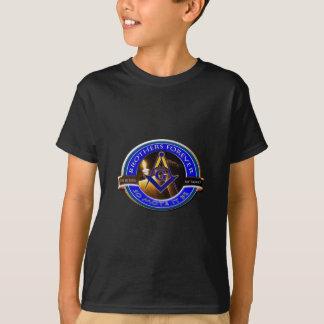 Camiseta Irmãos maçónicos