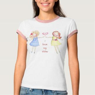 Camiseta Irmãs do ~ de LeLe