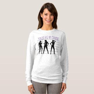 Camiseta Irmãs no crime 101