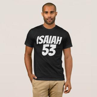 Camiseta ISAIAH 53 t-shirt judaicos, cristãos messiânicos