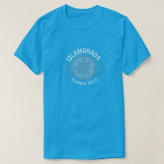 Camiseta Islamorada Florida fecha a latitude náutica