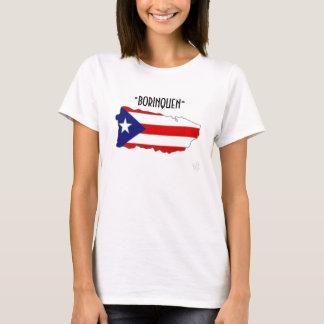 Camiseta IslaSticker_tn, *BORINQUEN*