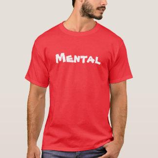 Camiseta Isso é mental