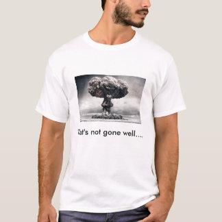 Camiseta Isso não é ido bem…