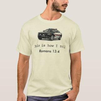 Camiseta Isto é como eu rolo