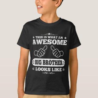 Camiseta Isto é que big brother impressionante olha como