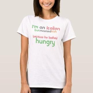 Camiseta Italiano irlandês