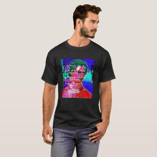 Camiseta Italiano oculto esotérico da astrologia de