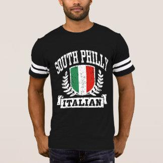 Camiseta Italiano sul de Philly