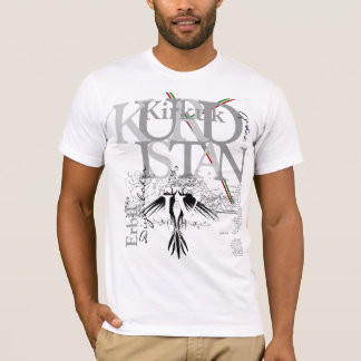 Camiseta IV Curdistão - W.