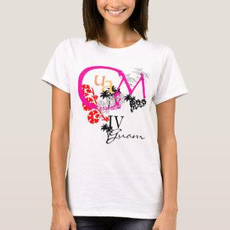 Camiseta IV Guam