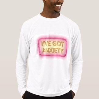 Camiseta I've obteve a ansiedade