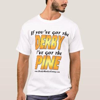 Camiseta I've obteve o pinho