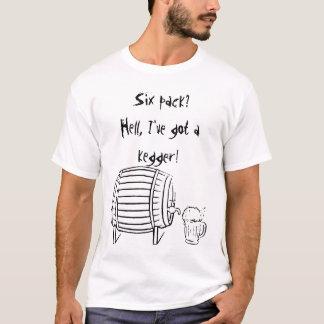Camiseta I've obteve um Kegger