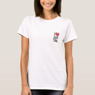 Camiseta J Laowai love!