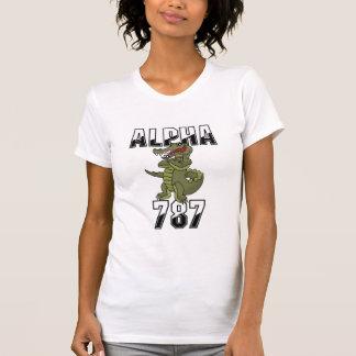 Camiseta Jacarés alfa