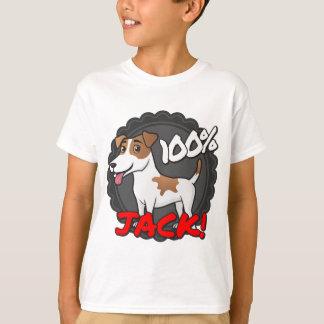 Camiseta Jack 100% Russell